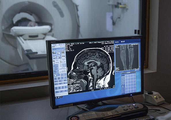 Foto: Tomografia computadorizada
